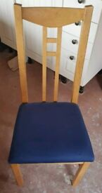 Ikea chairs x 6
