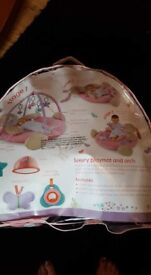 Mothercare deluxe play mat