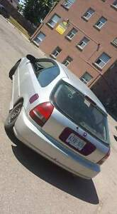 1999 Honda Civic cx Hatchback Kitchener / Waterloo Kitchener Area image 2