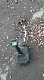 Ford transit mrk 6 fwd 5 speed van gear seltor linkage