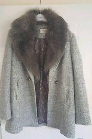 Women's Next Coat - Size 16