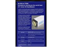 Innosilicon A5 DashMaster X11 ASIC Miner to Offer 30.2 GHS