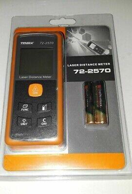 45m Handheld Digital Laser Distance Meter Finder Measure Tape Range Finder Tool