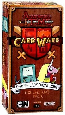 Adventure Time Card Wars BMO vs. Lady Rainicorn Collector's Pack for sale  Shipping to Canada