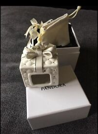 Pandora Christmas tree ornament