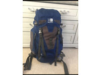 karrimor rucksak never been used with sleeping bag karrimor summit 300 with deluxe pillow camping