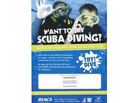 Fancy learning to Scuba Dive?