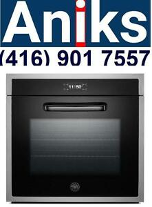 "Bertazzoni F30CONXT $2499 Boxing Week 75%off 30"" Self clean Convection Wall Oven (416) 901 7557* www.aniksappliances.com"