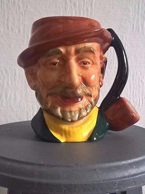 Lovely Vintage Toby Jug Genuine Staffordshire Shorter & Sons Hayseed
