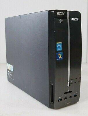 Acer Aspire XC-605 SFF Intel i3-4160 3.60GHz 8GB DDR3 AXC-605-UR26 No DVD HDD OS