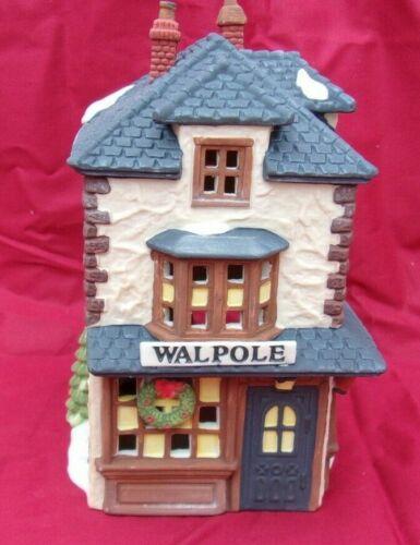 """Walpole Tailors"" Dept 56 Heritage Dickens Christmas Village 5926-9"