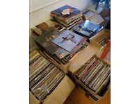 "400+ Vinyl Record Collection Lot. LPs, 12""s. Jazz, Soul, Funk, R&B, Dance etc."