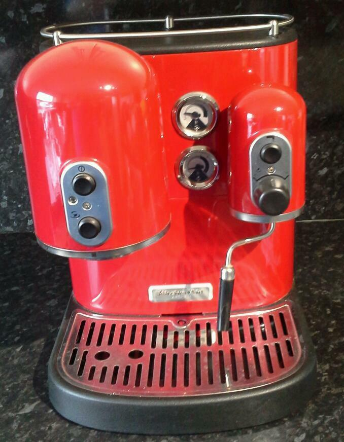 Spares Or Repair Kitchenaid Artisan Coffee Machine