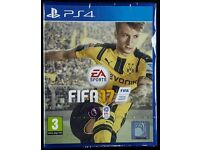 FIFA17 PS4 (BRAND NEW AND SEALED)