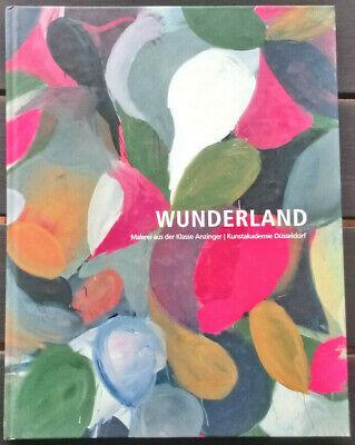Land-malerei (Wunderland, Malerei aus der Klasse Siegfried Anzinger, Akademie Düsseldorf)