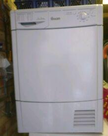 7kg Swan Condenser Tumble Dryer