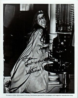 Katharine Ross Signed Photo   Games