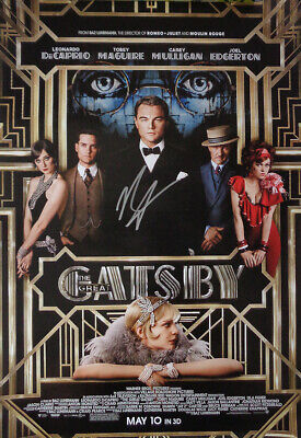 The Great Gatsby Vintage Classic Movie Poster Art Print A0 A1 A2 A3 A4 Maxi