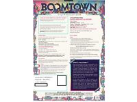 2 x Boomtown Tickets for Sale at face value