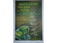 Shane lewis Waste disposal & recycling