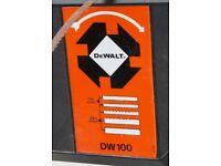 DeWalt DW 100 Bandsaw