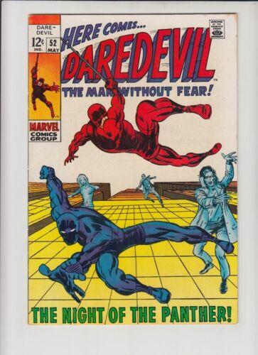 DAREDEVIL #52 VF