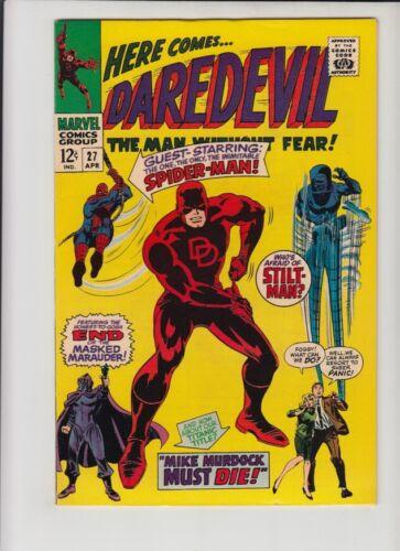DAREDEVIL #27 VF