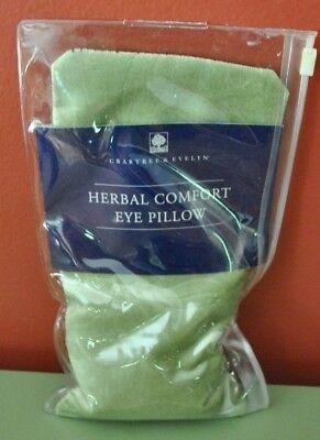 Crabtree & Evelyn Herbal Comfort Eye Pillow, New in Bag (Herbal Comfort Eye)