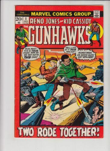GUNHAWKS #1 FN/VF