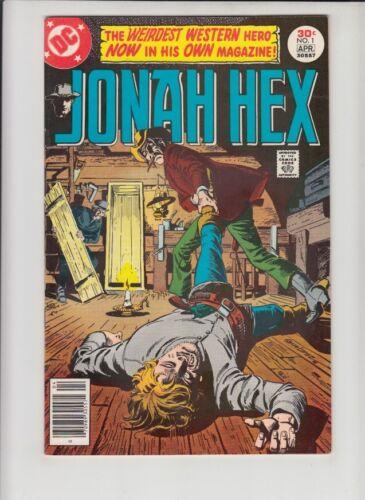 JONAH HEX #1 VF-