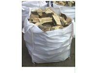 LOGS FOR SALE-Seasoned/Split/Dry Firewood-Free Delivery- 1 FREE BAG OF KINDLING