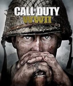 Call of duty WW2 for XBox 1