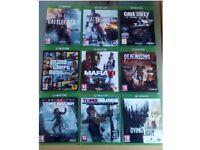 Xbox One Games, GTA V, Battlefield 1, Mafia 3, Tomb Raider, Dead Rising 4, Tomb Raider