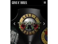 Guns 'n' Roses Tickets for London