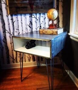 Modern Multipurpose Side Table