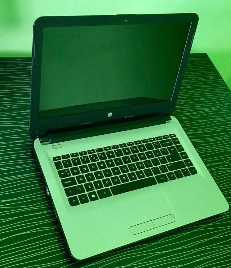 Laptop Windows - HP Notebook - 14-an001na -hp laptop+ windows 10