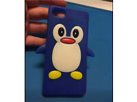 Penguin I phone 5 case (can post)