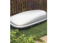 Roof box, quick sale £50