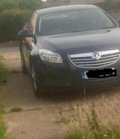 Vauxhall insignia 2011