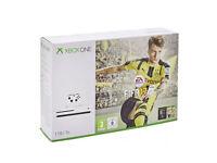 Xbox One S FIFA 17 Console Bundle (1TB) & FIFA 18