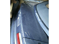 BMW E36 Coupe Boot Lid with Hinges and Gas Struts
