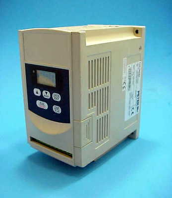 Peter Electronic Fus 020e2 Ac Drive Frequency Phase Converter 0.2kw Nice Unit