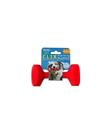 (Dumbbell for Dog Toy - S - M - L - training - float in water)
