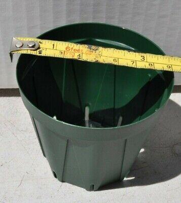 slotted Nursery heavy duty 3.5 in  Plastic pot   good for orchids Heavy Duty Nursery Pot