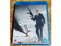 007 Quantum of solace Bluray Daniel Craig