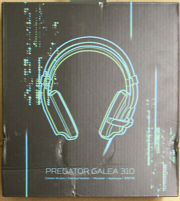 Acer Predator Galea 310 Gaming Headset - New!!! (CR)