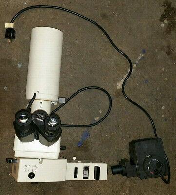 Ade Phase Shift Swhr Microxam Trinocular Head Nikon 50w Ad Vcp-1.0-s 549.7 Micro