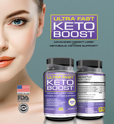 ☀ Best Keto Diet Pills 800mg Fat-Advanced Weight Loss, ULTRA FAST KETO BOOST