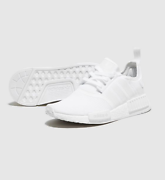MENS ADIDAS ORIGINALS NMD R1 ULTRA BOOST ALL WHITE UK 8/ US 8.5 Adelaide CBD Adelaide City Preview