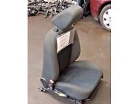 2006 FORD FOCUS FRONT PASSENGER LEFT NEAR SIDE COMPLETE SEAT GOOD CONDITION